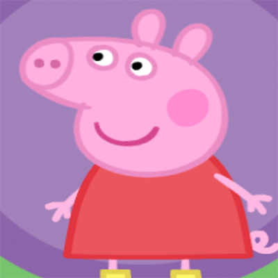 Peppa Pig Puzzle Game