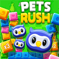 Pets Rush Game