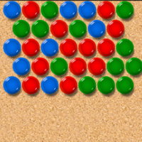 Pinboard Bubble Shooter Game