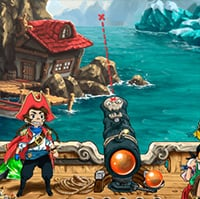 Sea Bubble Pirates 3 Game