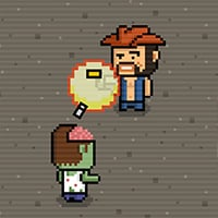 Pixel Zombie Shooter Game