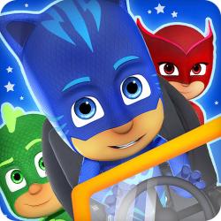 PJ Masks: Superhero Racing Juego