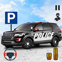 Police Parking Game