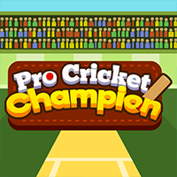 Pro Cricket Champion Game