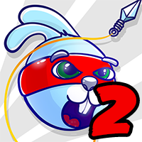 Rabbit Samurai 2 Game
