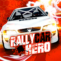 Rally Car Hero Game