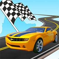 Road Racer Game