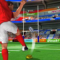 Rugby Kicks Game