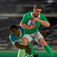Rugby Rush Jogo
