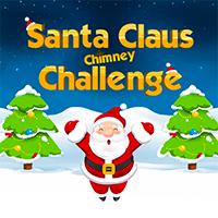 Santa Chimney Challenge Jogo