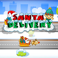 Santa Delivery Jogo