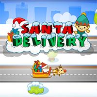 Santa Delivery Game