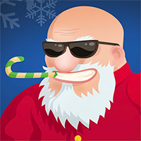 Santa Fight Game