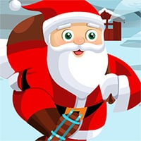 Santa on Skates Game