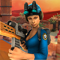 Sniper Clash 3D Game
