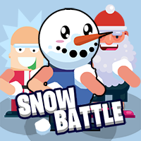 Snow Battle Game