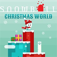 Snowball Christmas World Jogo