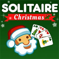 Solitaire Classic Christmas Game
