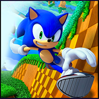 Sonic Dash Game