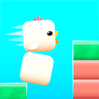 Square Bird Game