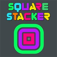 Square Stacker Game