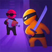 Stealth Master 3D Game