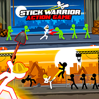 Stick Warrior Game