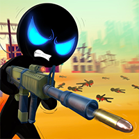Stickman Armed Assassin Jogo