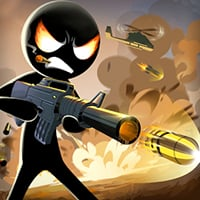 Stickman Army Game