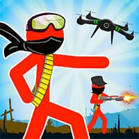 Stickman Army: Team Battle Game