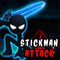 Stickman Attack Game