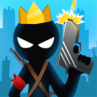 Stickman Battle Royale Game