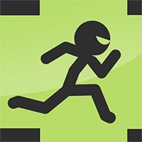 Stickman Runner Jogo