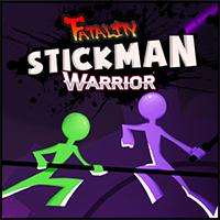Stickman Warrior Jogo