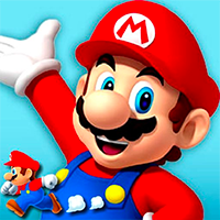Super Mario Coin Adventure Game