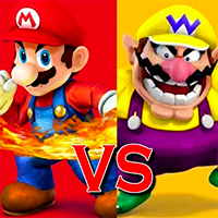 Super Mario vs Wario Game