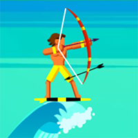 Surfer Archers Game