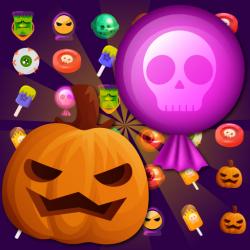Sweet Candy Halloween Jogo