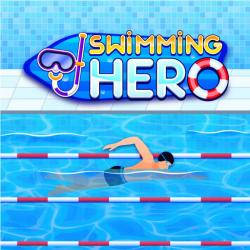 Swimming Hero Game
