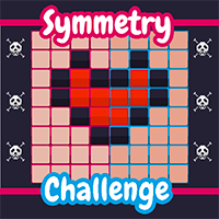 Symmetry Challenge Game