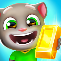 Talking Tom Gold Run Game