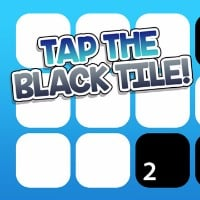 Tap The Black Tile Game