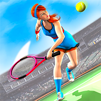 Tennis Hero Game