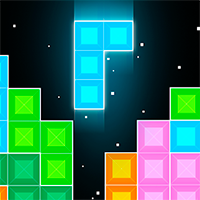 Tetra Blocks Game