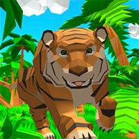 Tiger Simulator 3D Game