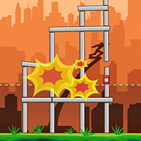 Tower Boom Game