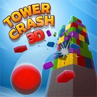 Tower Crash 3D Game