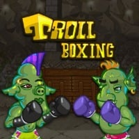 Troll Boxing Game