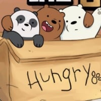 We Bare Bears Out of the Box Game