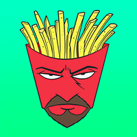 Frylock Dizzy Game